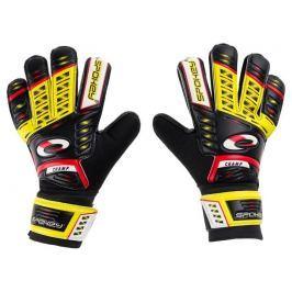 KEEPER ADULT brankářské rukavice žluté