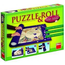 Dino Toys Podložka pod puzzle DINO rolovací na 3000 dílků (150x100cm)