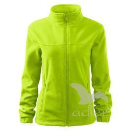 Adler Dámský Fleece Jacket::L; oranžová