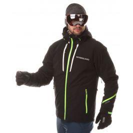 Nordblanc Pánská lyžařská bunda  Bullet - NBWJM6400 (Varianta CRN)::XL; Černá