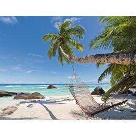 RAVENSBURGER Puzzle Houpací sít na pláži 2000 dílků