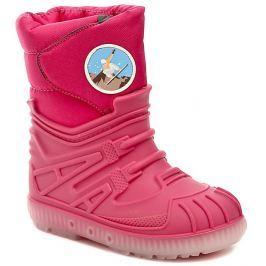 Italy Top Bimbo 1713 růžové dívčí sněhule, 33