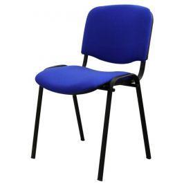 Tempo Kondela Židle, modrá, ISO NEW