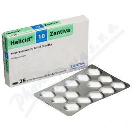 ZENTIVA Helicid 10  cps.etd.28x10mg