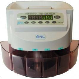 MoneyScan Počítačka  CS-300 CZK mincí, třídička + počítačka