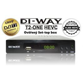 Set-top box na DVB-T2 H.265 HEVC - certifikace pro ČR