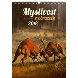 PRESCO GROUP , spol. s.r.o. Myslivost v obrazech 2018 - nástěnný kalendář