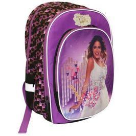 P + P Karton Batoh školní  anatomický Disney Violetta