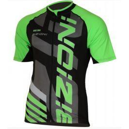 Lasting Pánský cyklistický dres  MD74, XL, Modrá/zelená