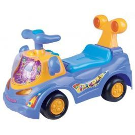 EURO BABY Odstrkovadlo,odrážedlo, jezdítko - FUNNY CAR - fialové