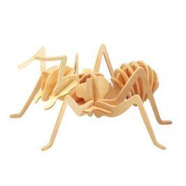 Dřevěná skládačka - Mravenec E002