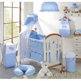 Mamo Tato Lustr do dětského pokojíčku - Srdíčko modré