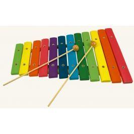 Dětské hudební nástroje - Xylofón - 12 tónů