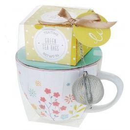 EXCELLENT Hrnek s balíčkem čaje dárkové balení
