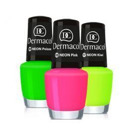 Dermacol Neonový lak na nehty 5 ml, 16 Neon Smile