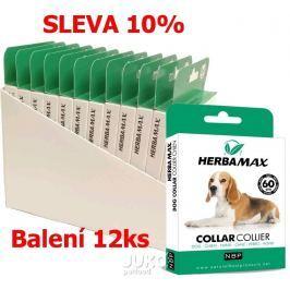 Herba Max Dog collar 60cm antipar. obojek-12KS