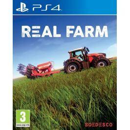 ELECTRONIC ARTS PS4 - Real Farm EN