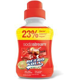 SODASTREAM Sirup Retro Kola Citrus 750ml SODAST
