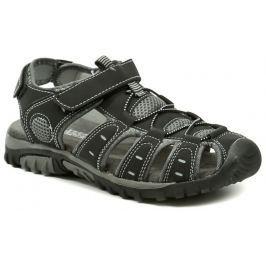 Magnus 633901 černé pánské sandály, 37