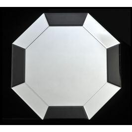 Tempo Kondela Zrcadlo, černá / bílá, ELISON TYP 14