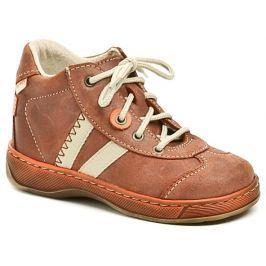 Pegres 1401 cihlové dětské botičky, 26