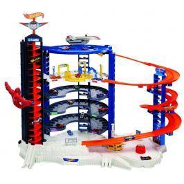 Mattel Hot Wheels super ultimátní mega garáž