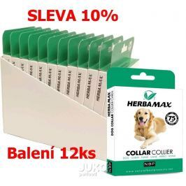 Herba Max Dog collar 75cm antipar.obojek-12KS