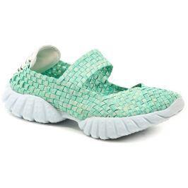 ROCK Spring DNCE zelená dámská gumičková obuv, 40