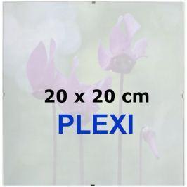 BFHM Rám Euroclip 20 x 20 cm - plexisklo