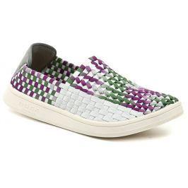 ROCK Spring ROXANE White Waterman dámská gumičková obuv, 42