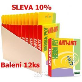 Herba Fly Anti Ants-nástraha na mravence-12KS