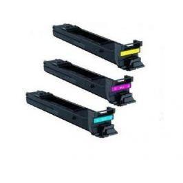 Minolta - supplies Minolta Sada Tonerů - standardní kapacita (c,m,y-4K) pro MC 4650/4690MF/4695MF