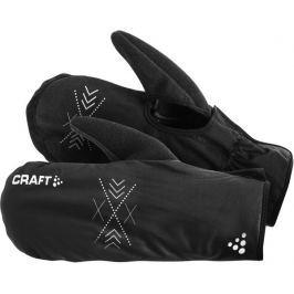 Craft Palcové rukavice  EXC UNI, M, Černá