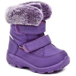 Kamik Leaf purple dětské zimní boty, 24