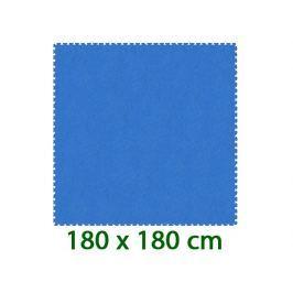 MALÝ GÉNIUS Modrý pěnový koberec  XL (díl 60x60cm) - 9 dílů, 8mm