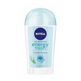 Nivea Tuhý antiperspirant Energy Fresh (Antiperspirant) 40 ml