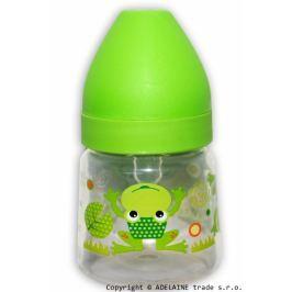 akuku Lahvička  250ml - zelená s žabičkou