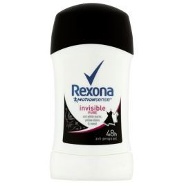 Rexona Tuhý deodorant Motionsense Invisible Pure 40 ml