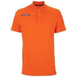 Tecnifibre Pánské tričko  F3 Ventstripe Orange, S