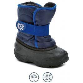 Kamik Snowbug3 Navy dětské zimní sněhule, 24
