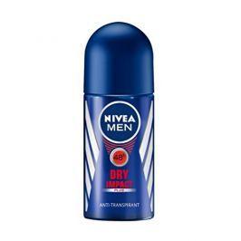 Nivea Kuličkový antiperspirant pro muže Dry Impact (Antiperspirant Roll-On) 50 ml