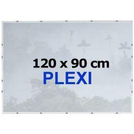 BFHM Rám na puzzle Euroclip 120 x 90 cm - plexisklo