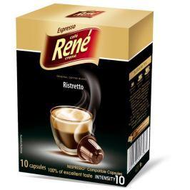 René Ristretto 10x kapsle pro Nespresso