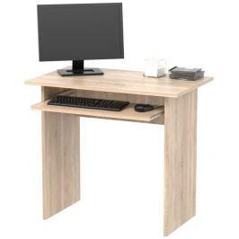 Tempo Kondela PC stůl, dub sonoma, VERNER