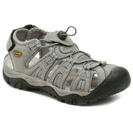 ROCK Spring Ordos šedé letní sandály, 38