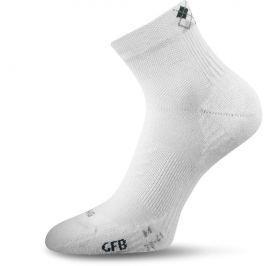Lasting Golfové ponožky  Gfb, 34 - 37, Bílá