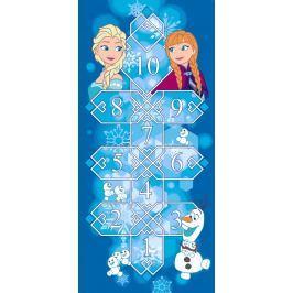 Dětský koberec Frozen 77 Hopscotch, Frozen 77 hopscotch