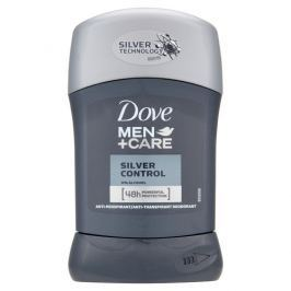 Dove Tuhý deodorant Men+Care Silver Control 50 ml
