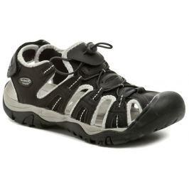 ROCK Spring Ordos black pánské letní sandály, 46