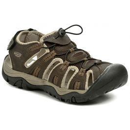 ROCK Spring 59010 hnědé pánské letní sandály, 41